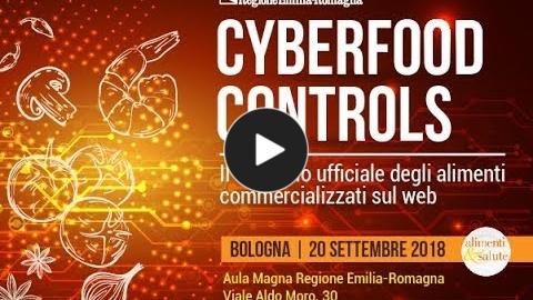 Embedded thumbnail for Cyber food controls. Il controllo degli alimenti commercializzati sul web